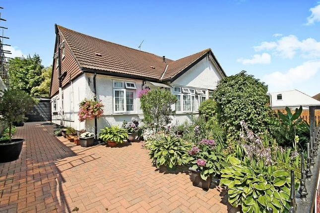 Thumbnail Bungalow for sale in Eastmead Avenue, Greenford