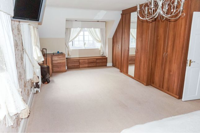 Master Bedroom of Oxton Hill, Southwell NG25