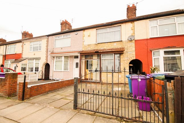 3 bed terraced house for sale in Max Road, Dovecot, Liverpool L14