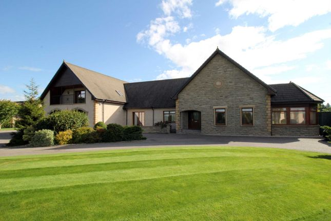 Thumbnail Detached house for sale in Penick, Nairn-Shire