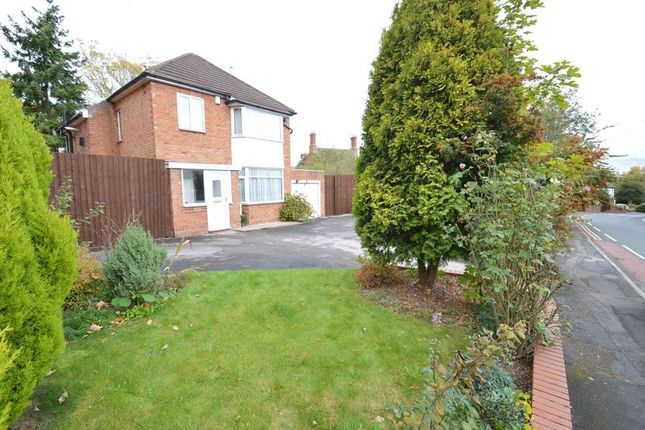 Thumbnail Detached house for sale in Easemore Road, Redditch