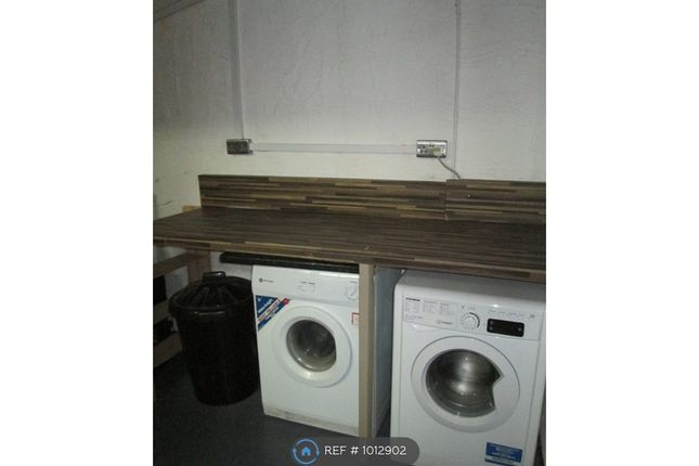 Washer Dryer Utility Area