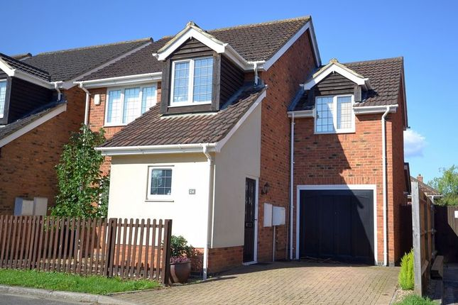 Thumbnail Detached house for sale in Midland Close, Shefford
