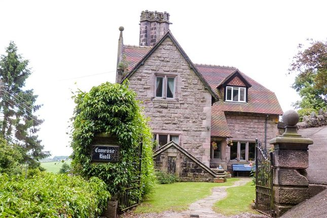 Thumbnail Property for sale in Camrose Hill, Rudyard, Staffordshire