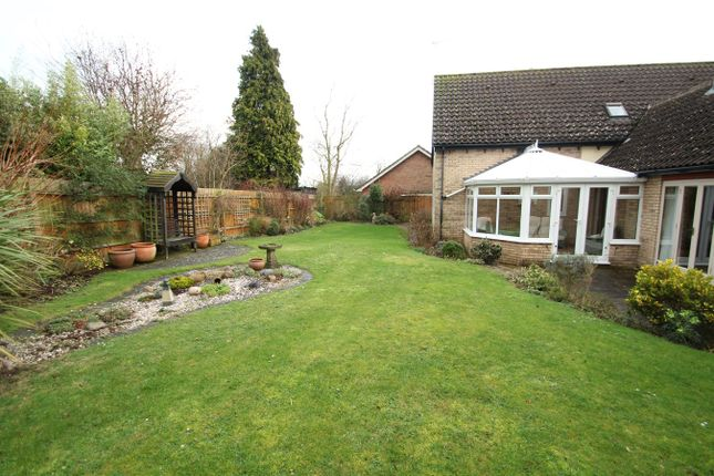 4 bed detached house for sale in Forest Road, Onehouse, Stowmarket