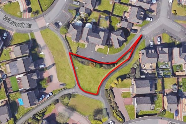 Land for sale in Plot At Briarcroft, Robroyston, Glasgow G331Rp