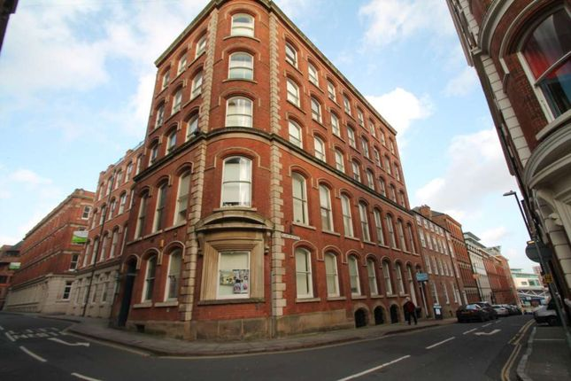 Thumbnail Flat to rent in Stoney Street, Nottingham