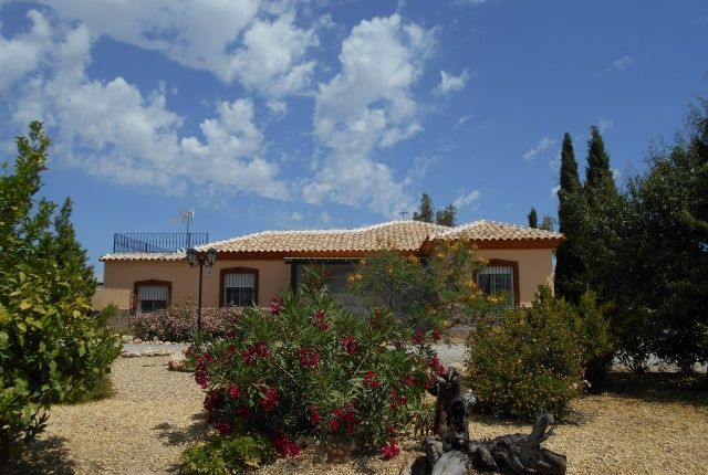 4 bed detached house for sale in Albox, Almería, Andalusia, Spain