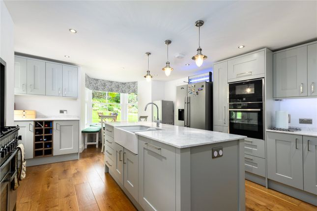 Kitchen of Vicarage Hill, Tintagel, Cornwall PL34