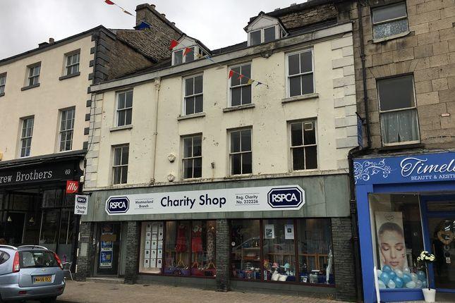 Thumbnail Retail premises for sale in 71 Highgate, Kendal