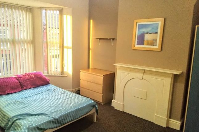 Thumbnail Shared accommodation to rent in Blantyre Road, Wavertree, Liverpool