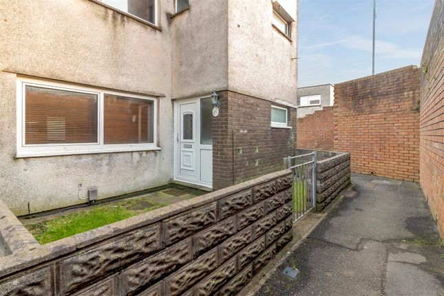 Thumbnail End terrace house for sale in Laleston Close, Barry