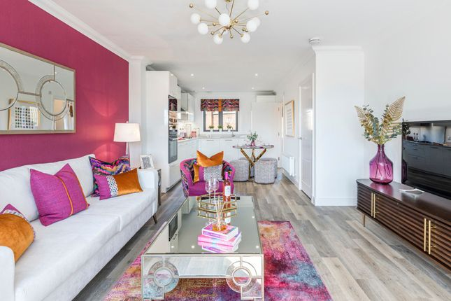 Thumbnail Terraced house for sale in Millerhill, Dalkeith