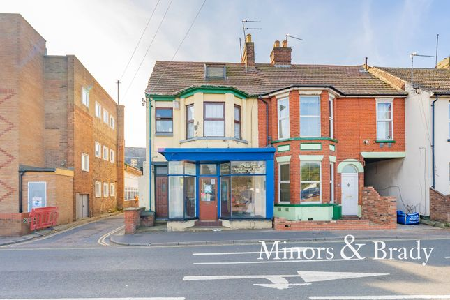 3 bed flat for sale in St. Nicholas Road, Great Yarmouth NR30