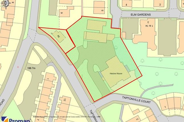 Thumbnail Commercial property for sale in Hadow House, Stable Block & Number 46, Taptonville Road, Sheffield, South Yorkshire