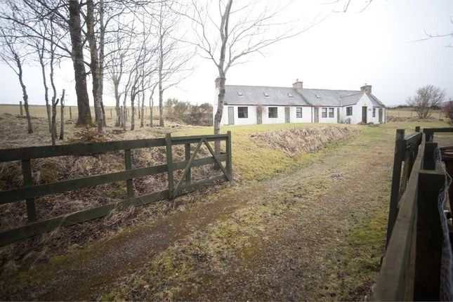 Thumbnail Cottage for sale in Tomnavoulin, Livet, Moray