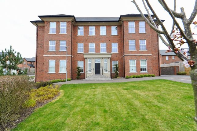 Thumbnail Flat for sale in Millmount Village Square, Dundonald, Belfast