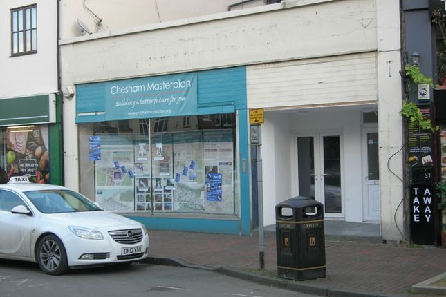 Thumbnail Retail premises to let in The Broadway, Chesham