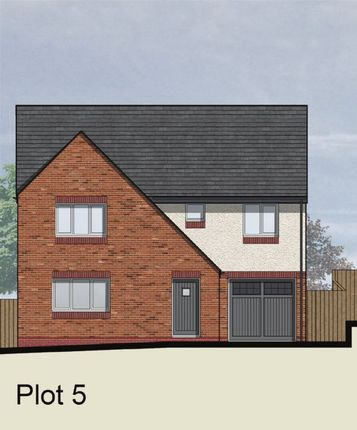Thumbnail Detached house for sale in Middleforth Court, Marshalls Brow, Penwortham.