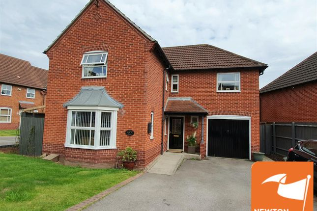 Thumbnail 4 bed detached house for sale in Primrose Court, Mansfield Woodhouse, Mansfield