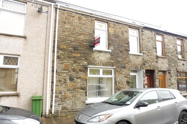 Thumbnail Terraced house for sale in Albert Street, Aberdare