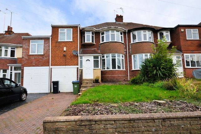 Thumbnail Semi-detached house for sale in Broadway, Oldbury