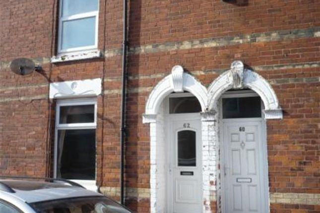 Thumbnail Terraced house to rent in Marshall Street, Hull