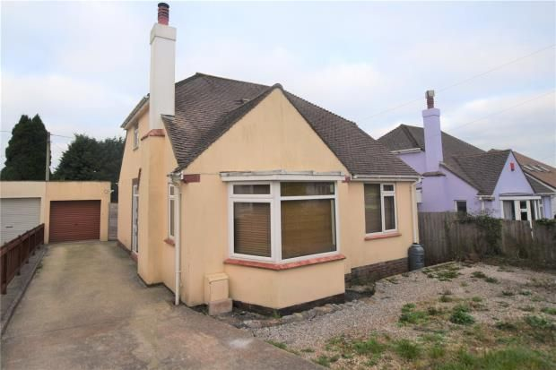 Thumbnail Detached bungalow for sale in Singmore Road, Marldon, Paignton