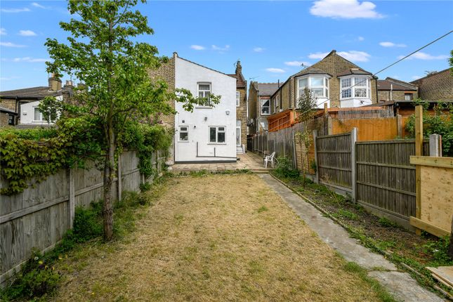 Garden of Colworth Road, London E11