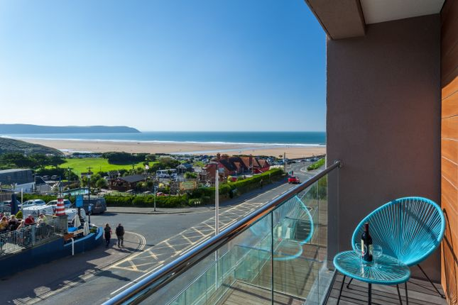 Thumbnail Duplex for sale in Beach Road, Woolacombe