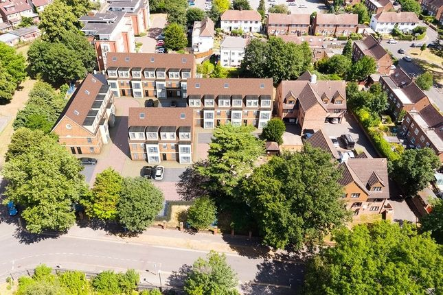 Cgi Image of Shaftesbury Court, 18 Chalvey Park, Slough SL1