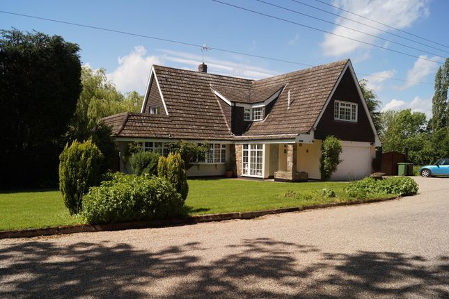 Thumbnail Detached house to rent in Shutt Lane, Earlswood, Solihull