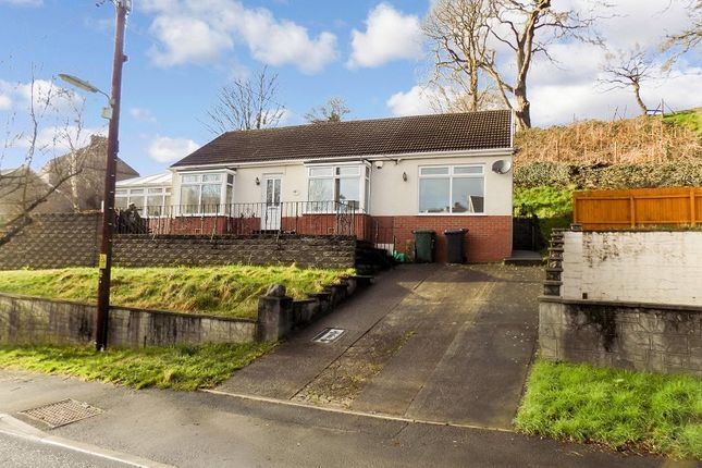 Thumbnail Detached bungalow for sale in Giants Grave Road, Briton Ferry, Neath, Neath Port Talbot.