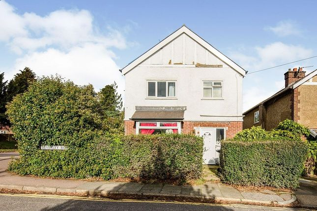 Thumbnail Detached house to rent in Beverley Road, Canterbury