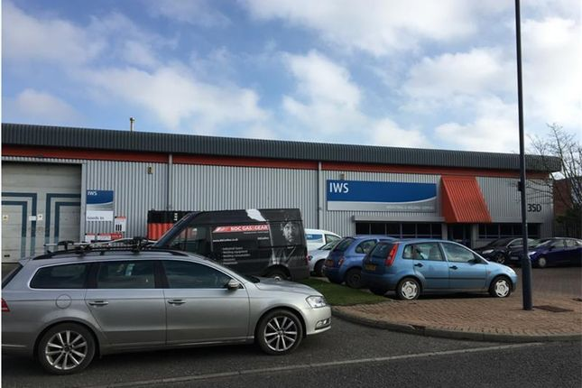 Unit 35D, Pallion Trading Estate, Sunderland, Tyne And Wear, UK SR4