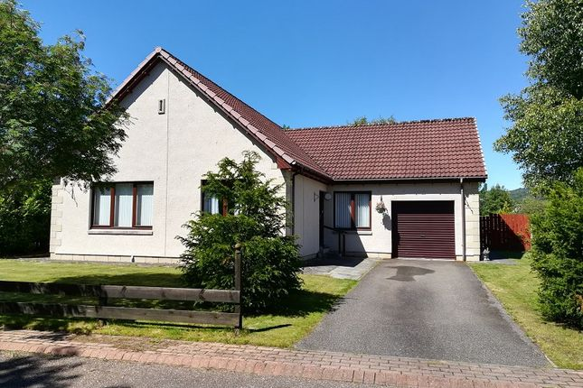 Thumbnail Detached bungalow for sale in 8 Enrick Crescent, Kilmore, Drumnadrochit, Inverness