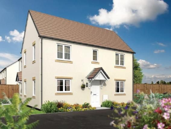 Thumbnail Link-detached house for sale in Goonhavern, Cornwall