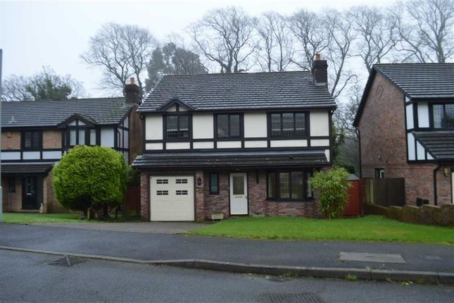 Thumbnail Detached house for sale in Averil Vivian Grove, Swansea