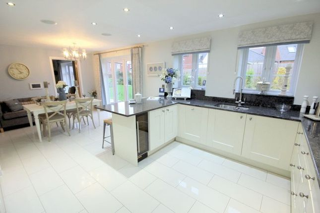Thumbnail Detached house for sale in Waterford Crescent, Barlaston, Stoke-On-Trent