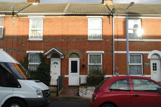 Thumbnail Terraced house to rent in Manor Road, Dovercourt, Dovercourt