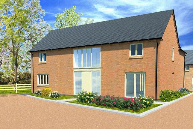 Thumbnail Detached house for sale in Deacon Rise, Main Street, Barton In The Beans, Nuneaton