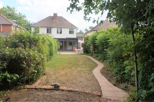 Thumbnail Semi-detached house for sale in Darlaston Road, Walsall