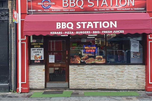 Thumbnail Restaurant/cafe to let in Taff Street, Pontypridd