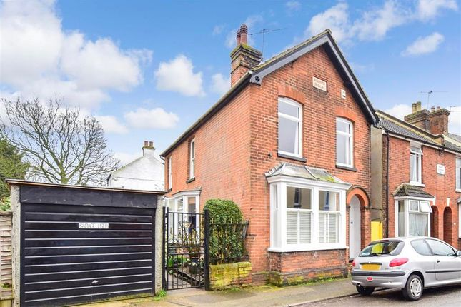 Thumbnail Detached house for sale in Martyrs Field Road, Canterbury, Kent
