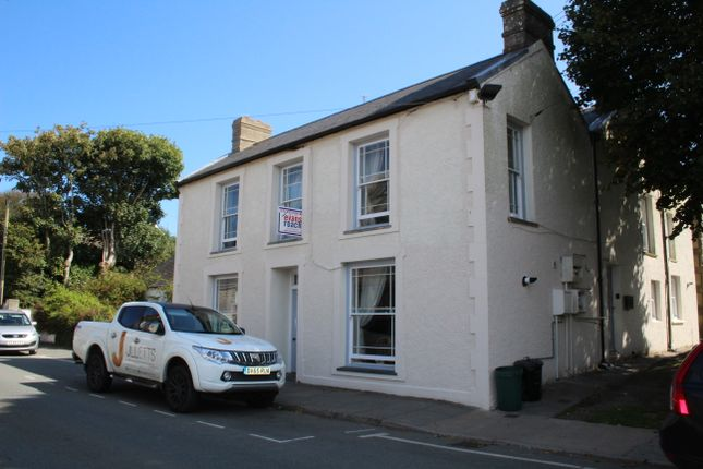 Thumbnail Semi-detached house for sale in New Street, St Davids, Haverfordwest
