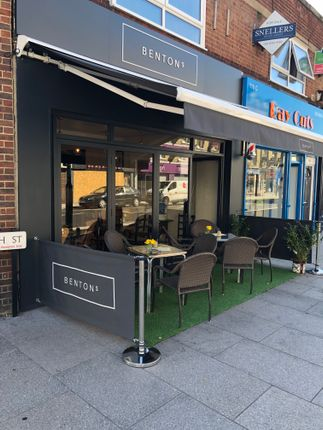 Thumbnail Restaurant/cafe to let in High Street, Hampton Hill