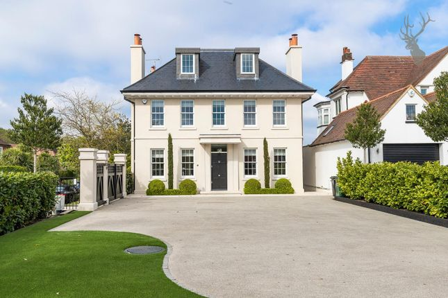 Thumbnail Detached house for sale in Bury Road, Sewardstonebury, London