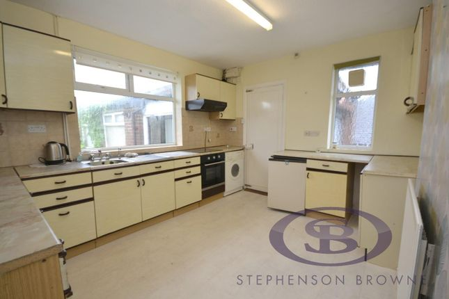 Thumbnail Detached bungalow for sale in Northwood Lane, Clayton, Newcastle