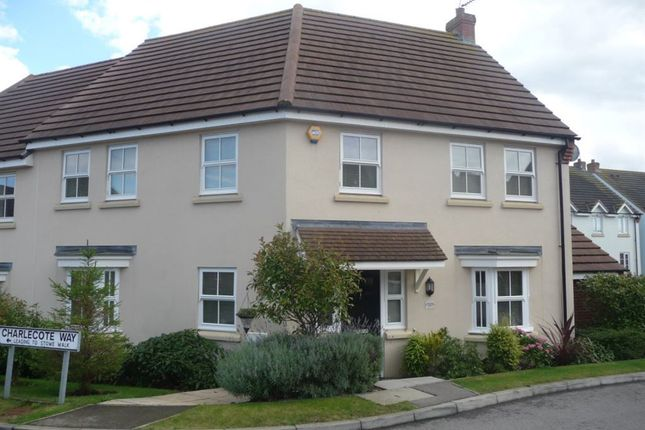 Thumbnail Property to rent in Charlecote Way, Daventry