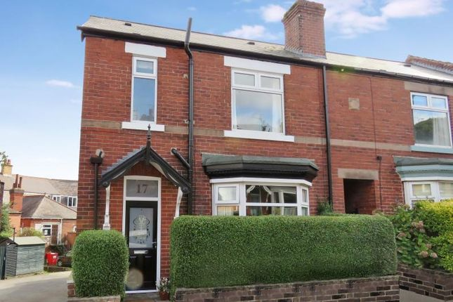 Thumbnail Terraced house for sale in Greenhill Road, Woodseats, Sheffield